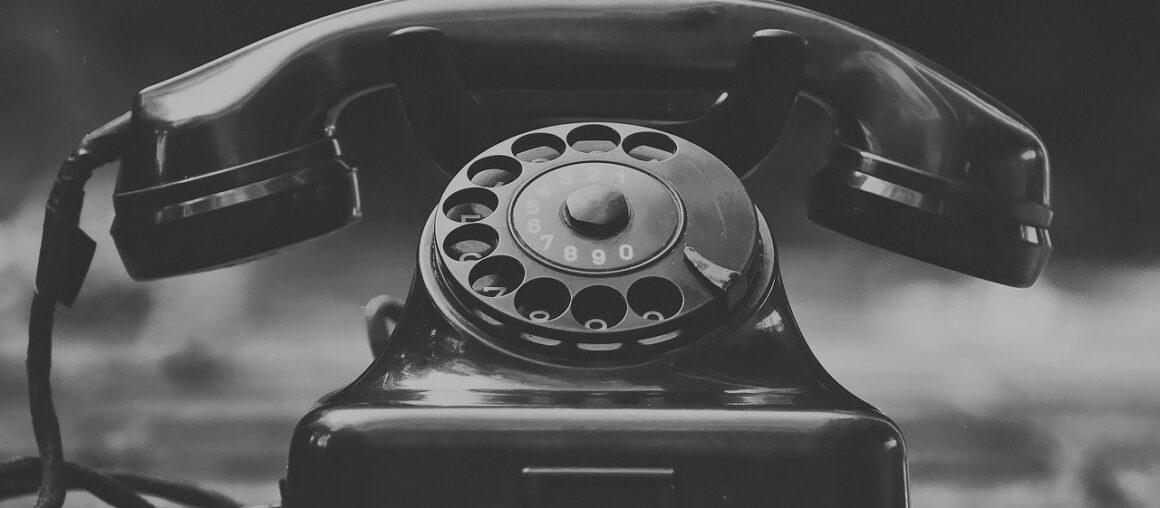 Büro telefonisch erreichbar